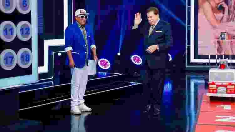 Silvio Santos - Lourival Ribeiro/SBT - Lourival Ribeiro/SBT