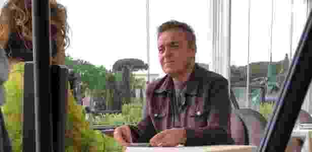 Lilian Ramos dá entrevista para Gugu e revela que ficou doente após a fatídica foto sem calcinha  - Divulgação/TV Record - Divulgação/TV Record