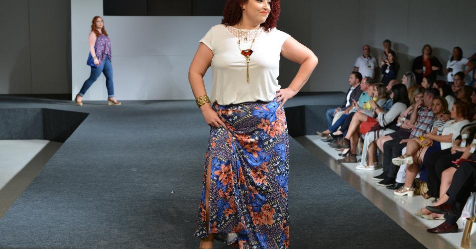 Fashion Weekend Plus Size verão 2017 - Pernambucanas