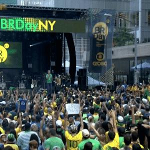 4.set.2016 - Brazilian Day - Reprodução/Multishow
