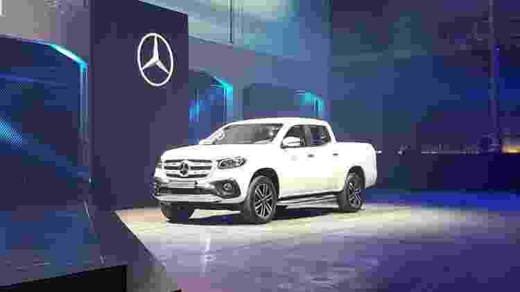 Mercedes revela Classe X - UOL Carros - UOL Carros