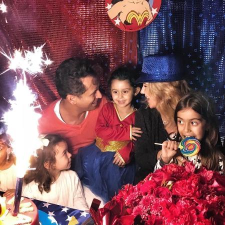 Guilhermina Guinle comemora o aniversário da filha, Minna - Reprodução/Instagram