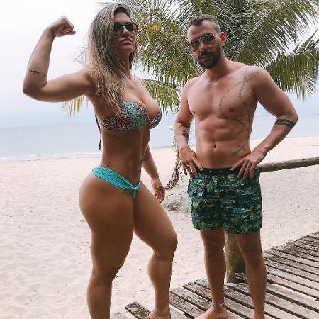 Kelly Key e o marido, Mico Freitas - Reprodução/Instagram