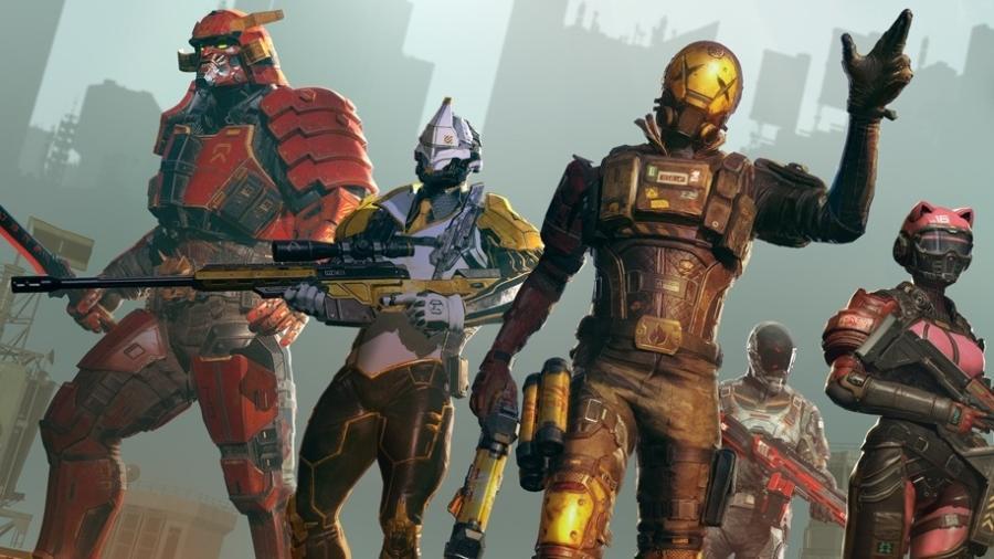 """Games como """"Modern Combat Versus"""" provam que seu smartphone é quase um console - Divulgação/Gameloft"""