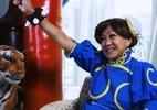 Cosplay não tem idade: mulher de 70 anos arrasa ao se vestir de Chun-Li (Foto: Reprodução)