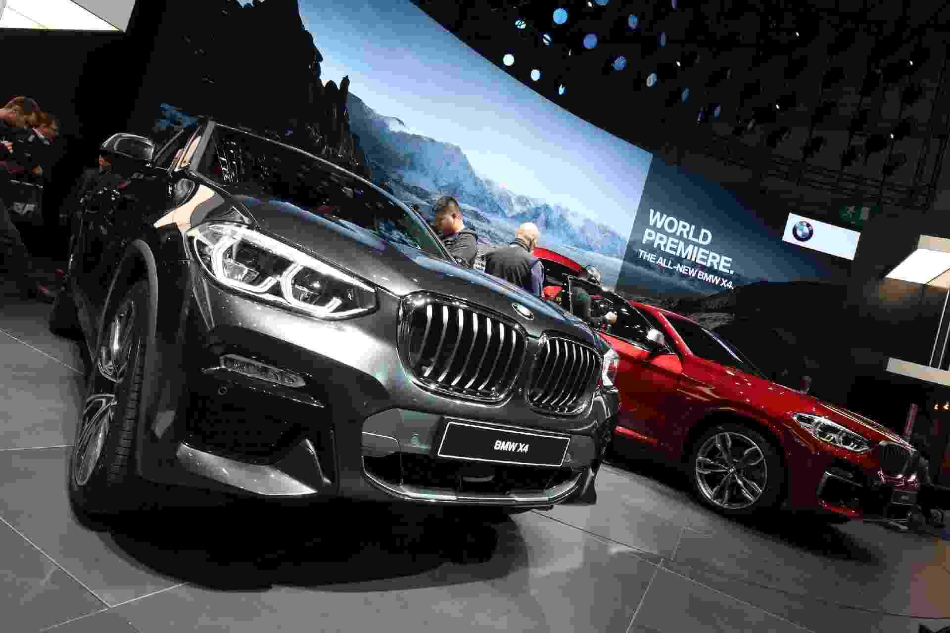 BMW X4 2019 - Newspress