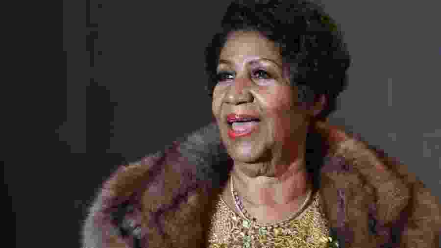 Aretha Franklin - AFP
