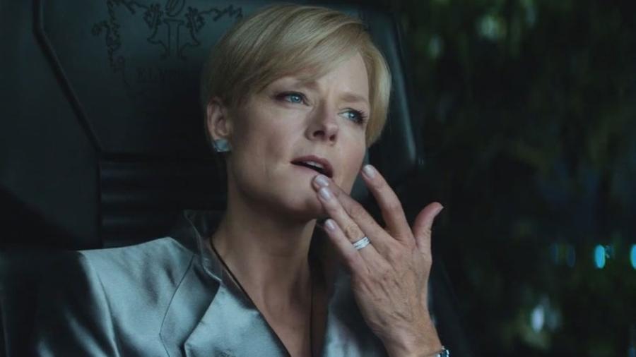 """Jodie Foster em """"Elysium"""", de 2013 - Divulgação"""