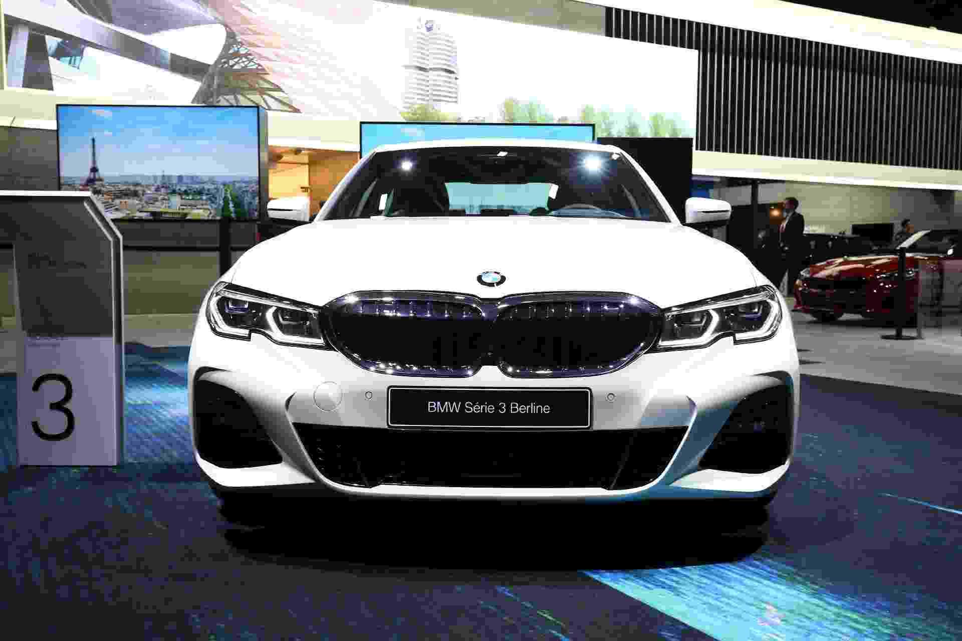 BMW Série 3 2019 - Newspress