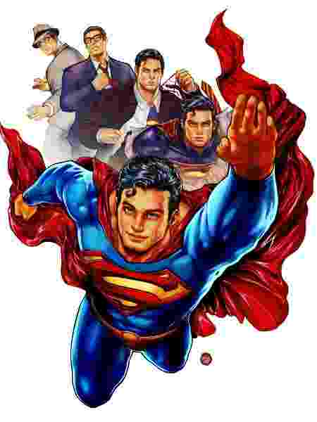 Pôster oficial da CCXP 2018 celebra os 80 anos do Superman - Divulgação