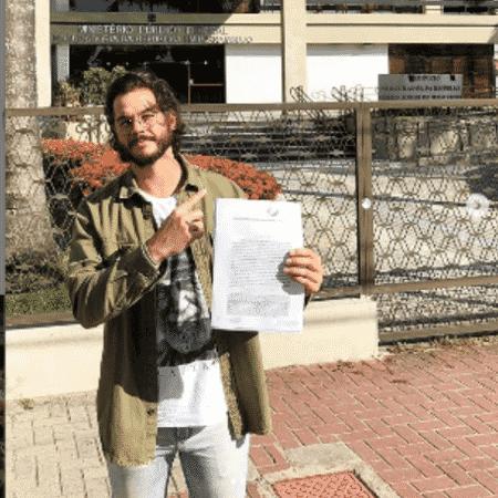 Túlio Gadêlha aciona a Justiça contra Alexandre Frota - Reprodução/Instagram