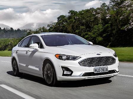Ford Fusion Vai Sair De Linha Nos Estados Unidos Em 2020 Diz Agencia