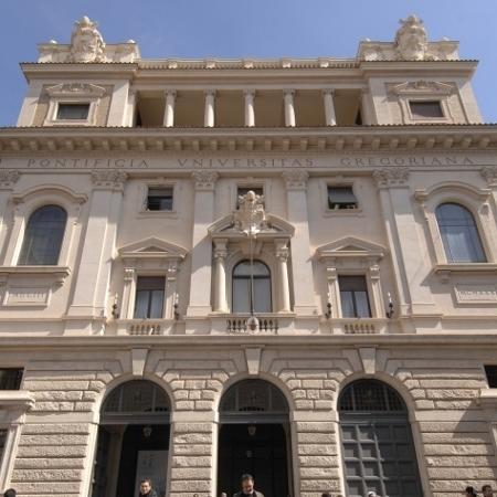 Pontifícia Universidade Gregoriana, em Roma - Pontifícia Universidade Gregoriana/Divulgação