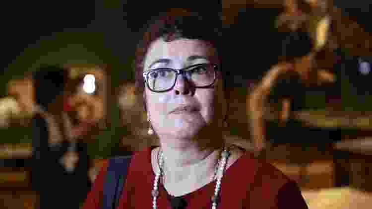 A pesquisadora Cláudia Carvalho - Fernando Frazão/Agência Brasil - Fernando Frazão/Agência Brasil