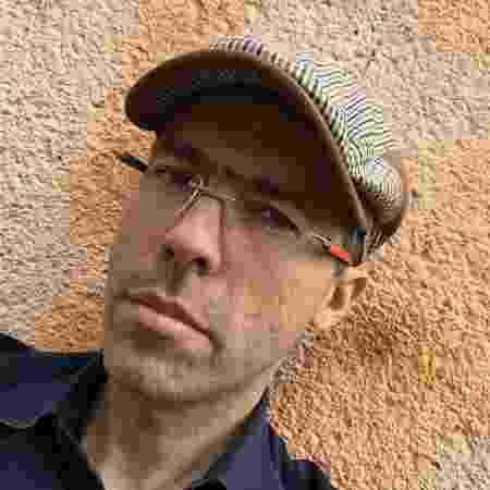 Jamil Chade, o novo correspondente da rádio Bandeirantes na Europa - Arquivo pessoal