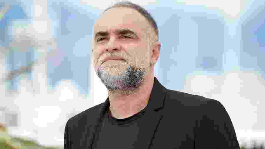 O diretor brasileiro Karim Aïnouz no Festival de Cannes - Oleg NikishinTASS via Getty Images