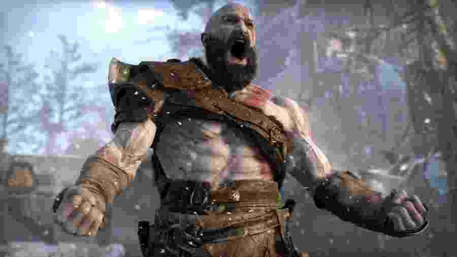 God of War está no catálogo do serviço  - Divulgação