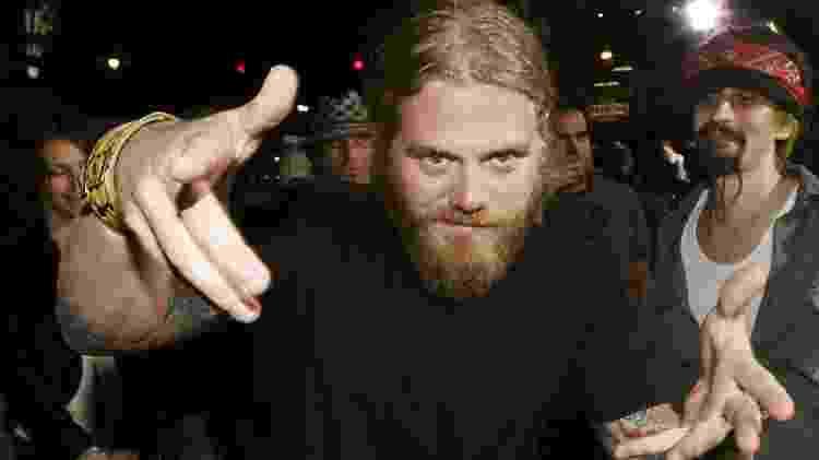 Ryan Dunn, de Jackass - Getty Images