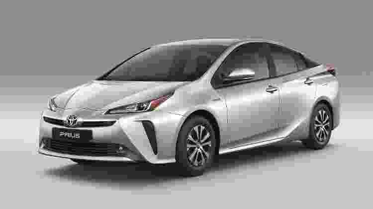 Toyota Prius - Toyota - Toyota