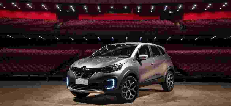 Renault Captur Bose tem como únicos diferenciais o sistema de som da marca premium e uma cor exclusiva da carroceria - Divulgação/Renault