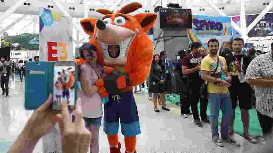 E3 ainda continua sendo um dos principais eventos de games do ano - Divulgação