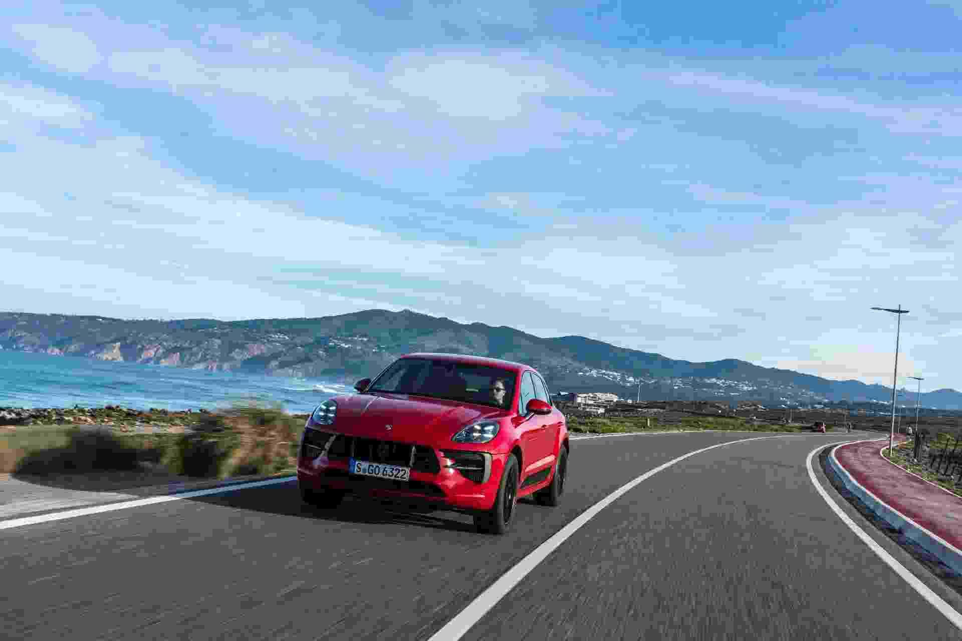 Porsche Macan GTS - Divulgação
