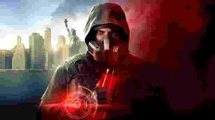Aaron Keener é o grande vilão do game - Divulgação/Ubisoft