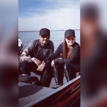 Maiara e Fernando Zor foram vistos pescando juntos após término - Reprodução / Instagram - Reprodução / Instagram