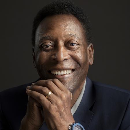 O ex-jogador Pelé - Sandro Baebler /Hublot via Getty Images