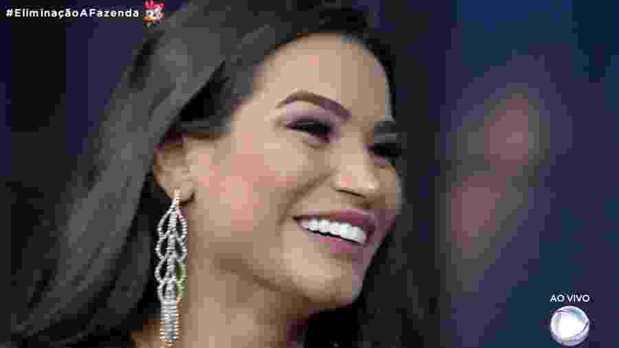 A Fazenda 2020: Raissa Barbosa foi eliminada na 11ª roça do reality da RecordTV - Reprodução/Playplus