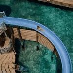 Atriz Luma Costa aproveita o sol das Maldivas - Reprodução