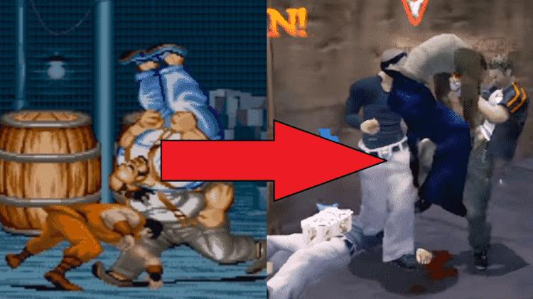 Final Fight - Reprodução (Capcom) - Reprodução (Capcom)
