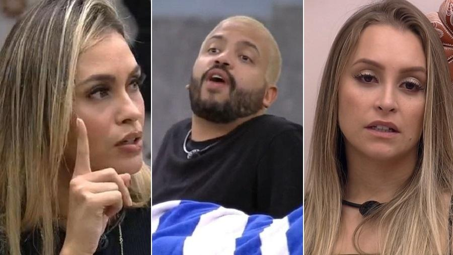 BBB 21: Eliminação de Lumena agita madrugada do reality - Reprodução/Globoplay