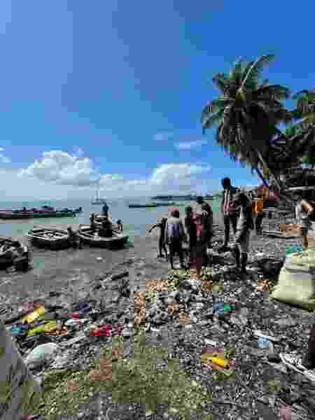 Visita ao Haiti - Bárbara Cady - Bárbara Cady