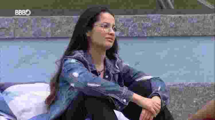 BBB 21: Juliette desabafa com Gil sobre o jogo - Reprodução/Globoplay - Reprodução/Globoplay