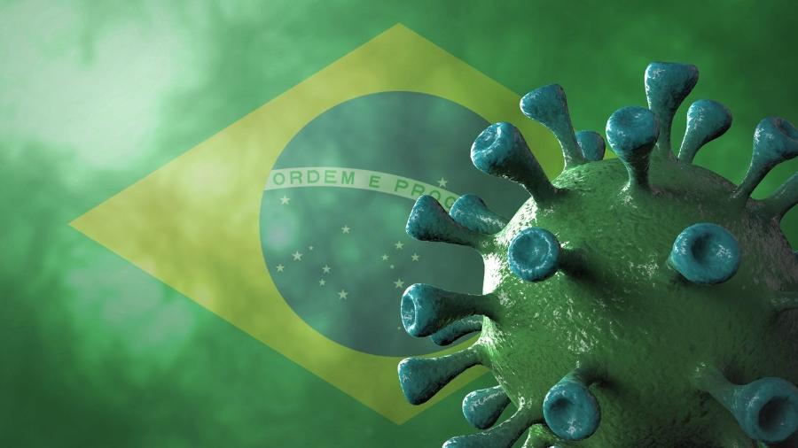 Brasil, pandemia, coronavírus - iStock