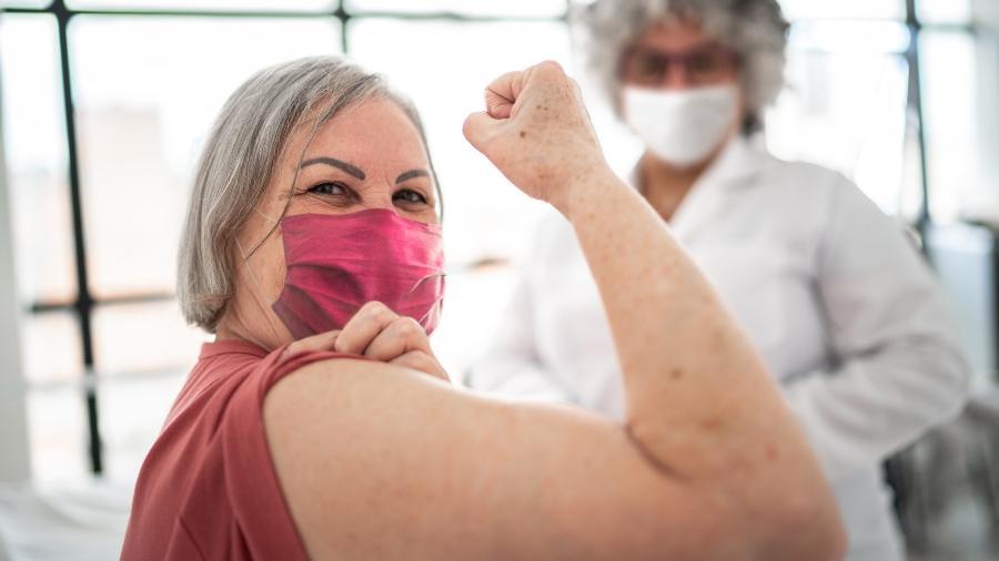 Estimativa estadual é feita com base na entrega de vacinas pelo PNI, do Ministério da Saúde - iStock