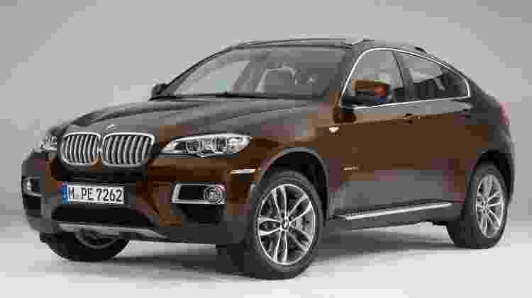 BMW X6 2013 - Divulgação - Divulgação