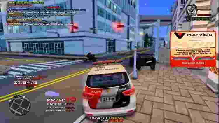 GTA RP para Android - Reprodução/Rockstar Games - Reprodução/Rockstar Games