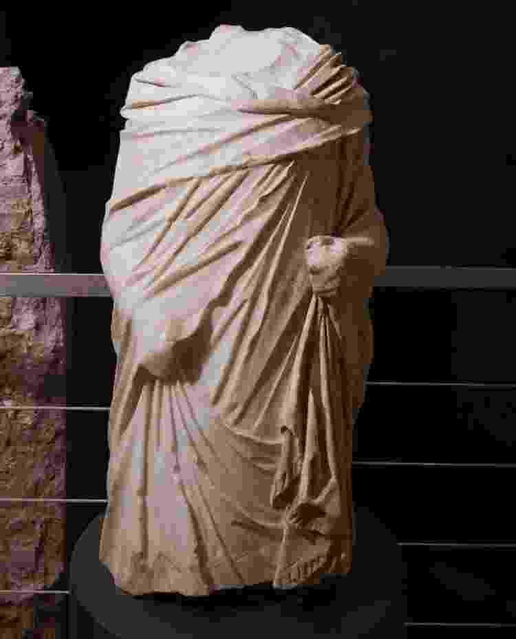 Vicus Caprarius, sítio arqueológico sob a Fontana di Trevi (8) - Divulgação/Vicus Caprarius - Divulgação/Vicus Caprarius