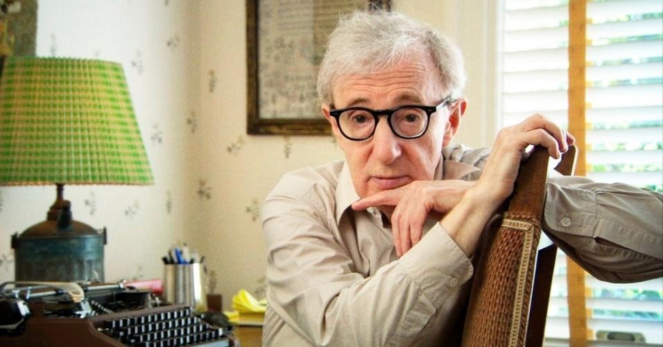 """Cena de """"Woody Allen - Um Documentário"""""""