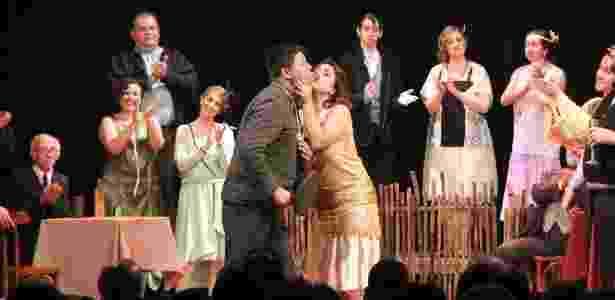 """Quatro óperas, entre elas a """"Marumby"""", serão apresentadas no 1º Festival de Ópera do Paraná, realizado entre 20 e 22 de novembro. - Divulgação"""