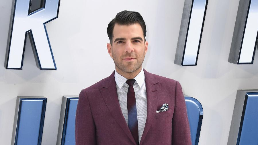 Zachary Quinto  - Getty Images