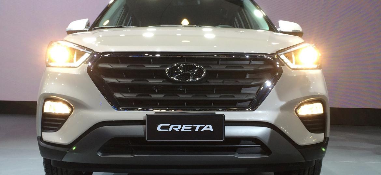 Creta será oferecido em versões com motor 1.6 ou 2.0, e transmissão manual ou automática - Rodrigo Mora/Folhapress