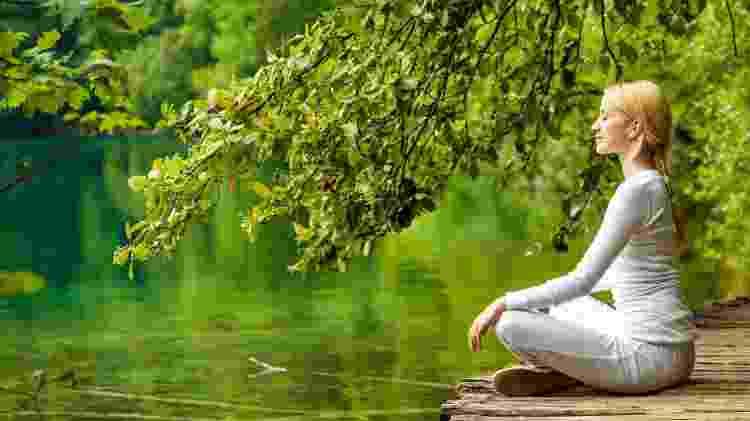 Banho de floresta pode fazer bem e reduzir estresse - Getty Images - Getty Images