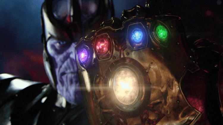 Thanos e as joias - Divulgação - Divulgação