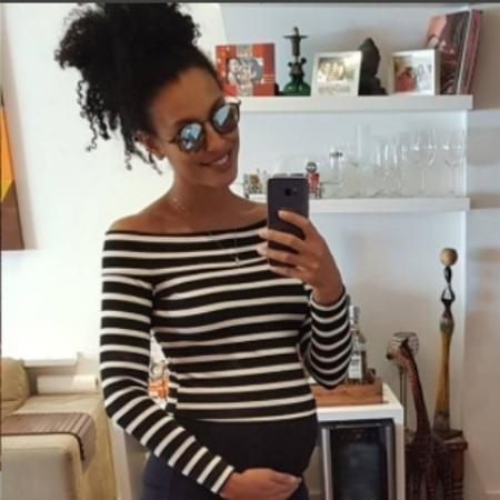Sheron Menezzes mostra barriga da gravidez - Reprodução/Instagram/sheronmenezzes