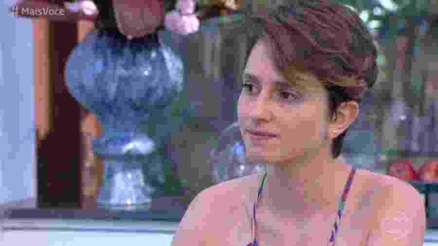 """Na última semana de """"A Força do Querer"""", Carol Duarte vai ao """"Mais Você"""" e comenta a repercussão da novela - Reprodução/TV Globo"""