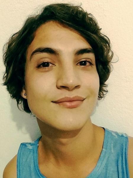 Ernesto Denardi é ativista pela visibilidade intersexo - Arquivo Pessoal