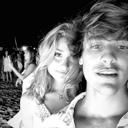 Sasha Meneghel e Bruno Montaleone passaram a virada do ano juntinhos - Reprodução/Instagram/montaleonebruno